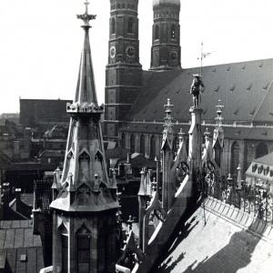 Fotografie - Historisches München - Herbert Wendling
