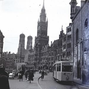 MArienplatz; Fotografie Herbert Wendling