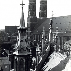 Frauenkirche; Fotografie Herbert Wendling