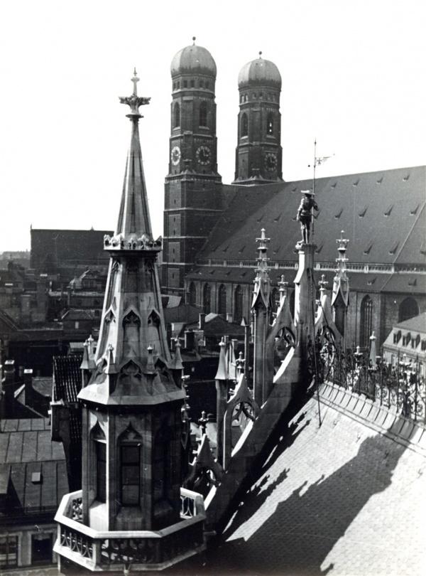 Herbert Wendling, Frauenkirche