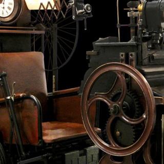 Intro, LowTech Instruments Museum - Zeitmaschine - Chalry-Ann Cobdak