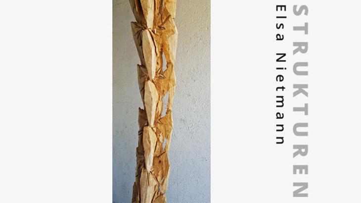 Intro, STRUKTUREN - Ausstellung von Elsa Nietmann