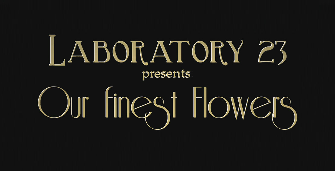 Laboratory 23 presents Our finest Flowers - Hans Wißmeyer