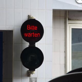 Gerhard Grabsdorf, Bitte warten