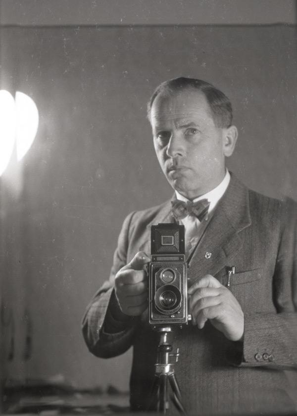 Herbert Wendling, Portrait im Spiegel