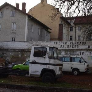 """Gerhard Grabsdorf, """"Der Autohändler deines Vertrauens"""""""