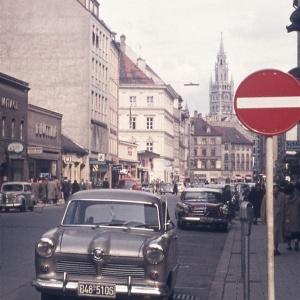 Herbert Wendling, München 1930 - 1960, Sendlinger Straße
