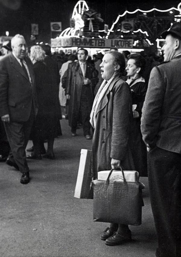 Herbert Wendling, München 1930 - 1960, Oktoberfest