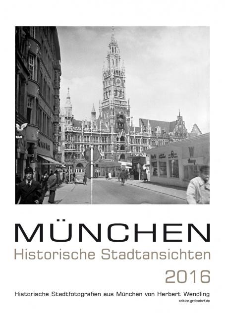 Kalender München 2016