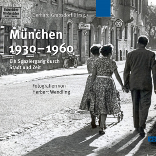 Cover Bildband München 1930 - 1960