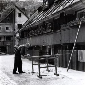 Herbert Wendling, Paulanerplatz in der Au