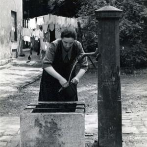 Herbert Wendling, Brunnen in der Au