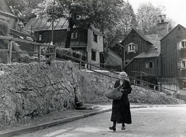 Herbert Wendling, Fischerweg in der Au
