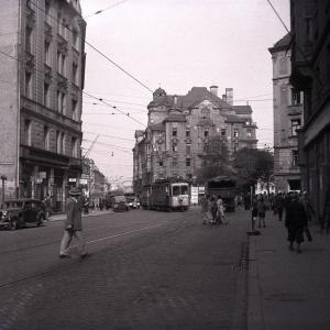Herbert Wendling, Max-Weber-Platz