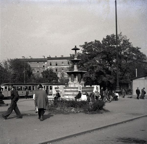 Herbert Wendling, Orleansplatz