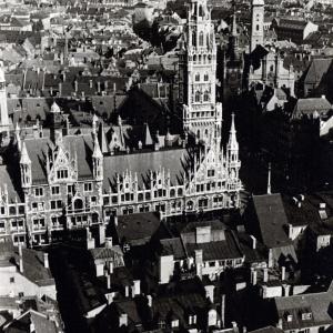 Herbert Wendling, Neues Rathaus