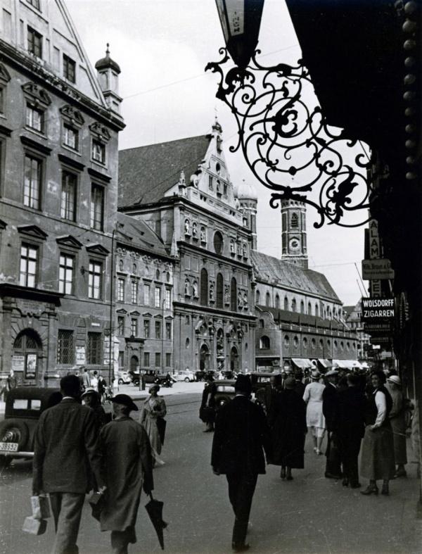 Herbert Wendling, Neuhauser Straße