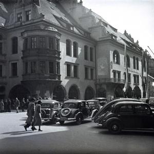 Herbert Wendling, Hofbräuhaus