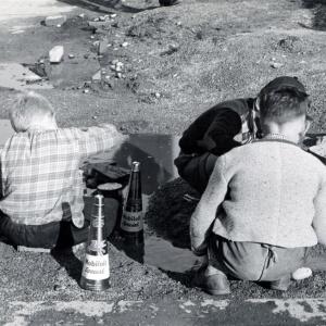 Herbert Wendling, Spielende Kinder
