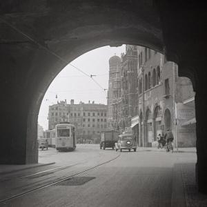Herbert Wendling, Marienplatz
