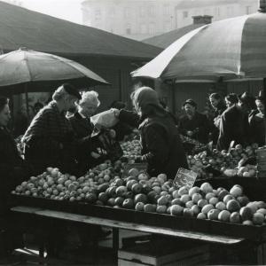 Herbert Wendling, Viktualienmarkt