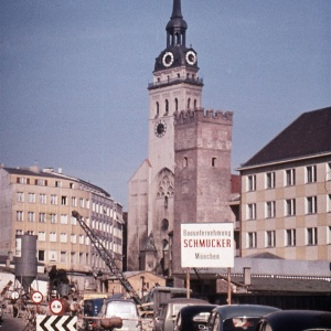 Herbert Wendling, Rindermarkt