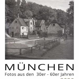 Titel München-Kalender 2020