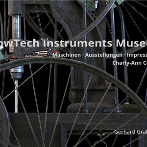 LowTech Instruments Museum, Charly-Ann Cobdak, Cover Katalog