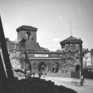 Herbert Wendling, München 1930 - 1960, Sendlinger Tor