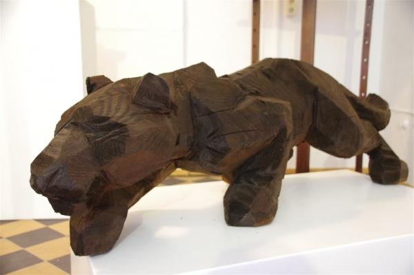 tierreich, Elsa Nietmann, Panther