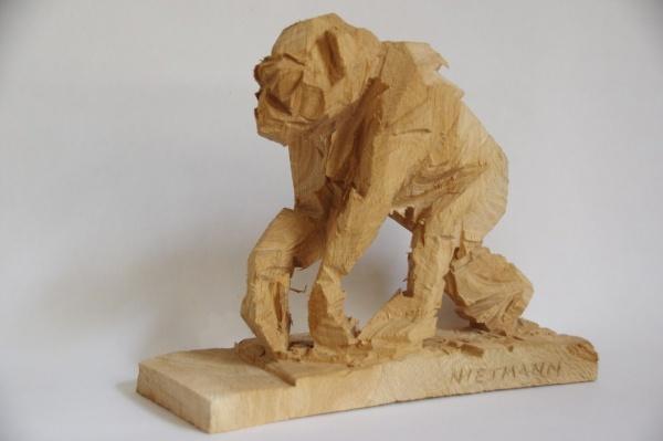 Sägewesen - Affe - Elsa Nietmann