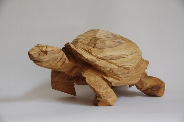 Sägewesen - Babyschildkröte - Elsa Nietmann