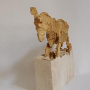 Sägewesen - Esel - Elsa Nietmann