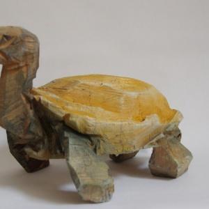 Sägewesen - Shildkröte - Elsa Nietmann