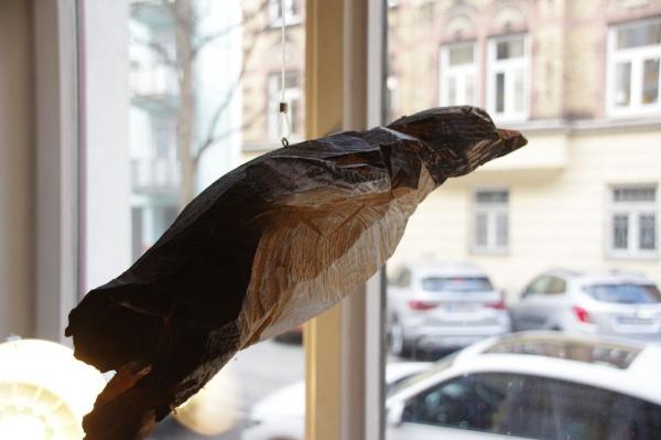 Sägewesen - Pinguine - Elsa Nietmann