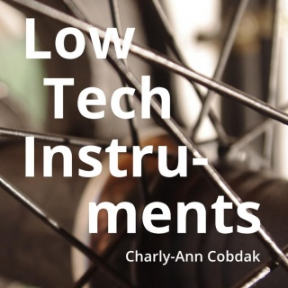 Buch Cover LowTech Instruments