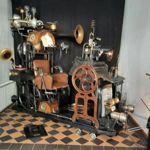 Die Zeitmaschine | 2014 – 1899